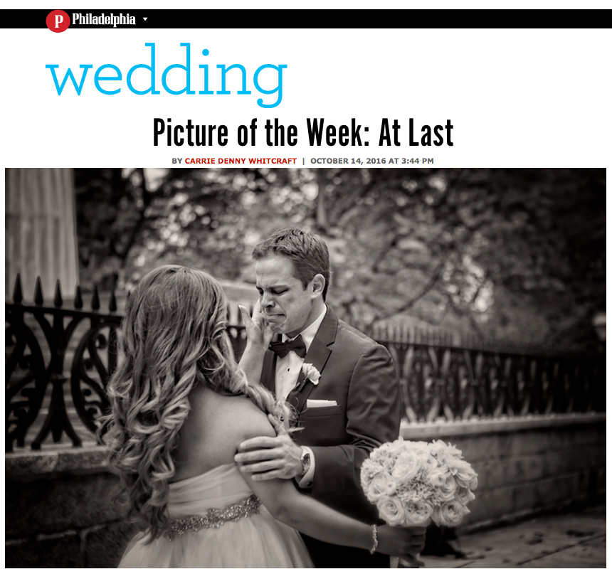 Philadelphia Magazine Picture of the Week: At Last!