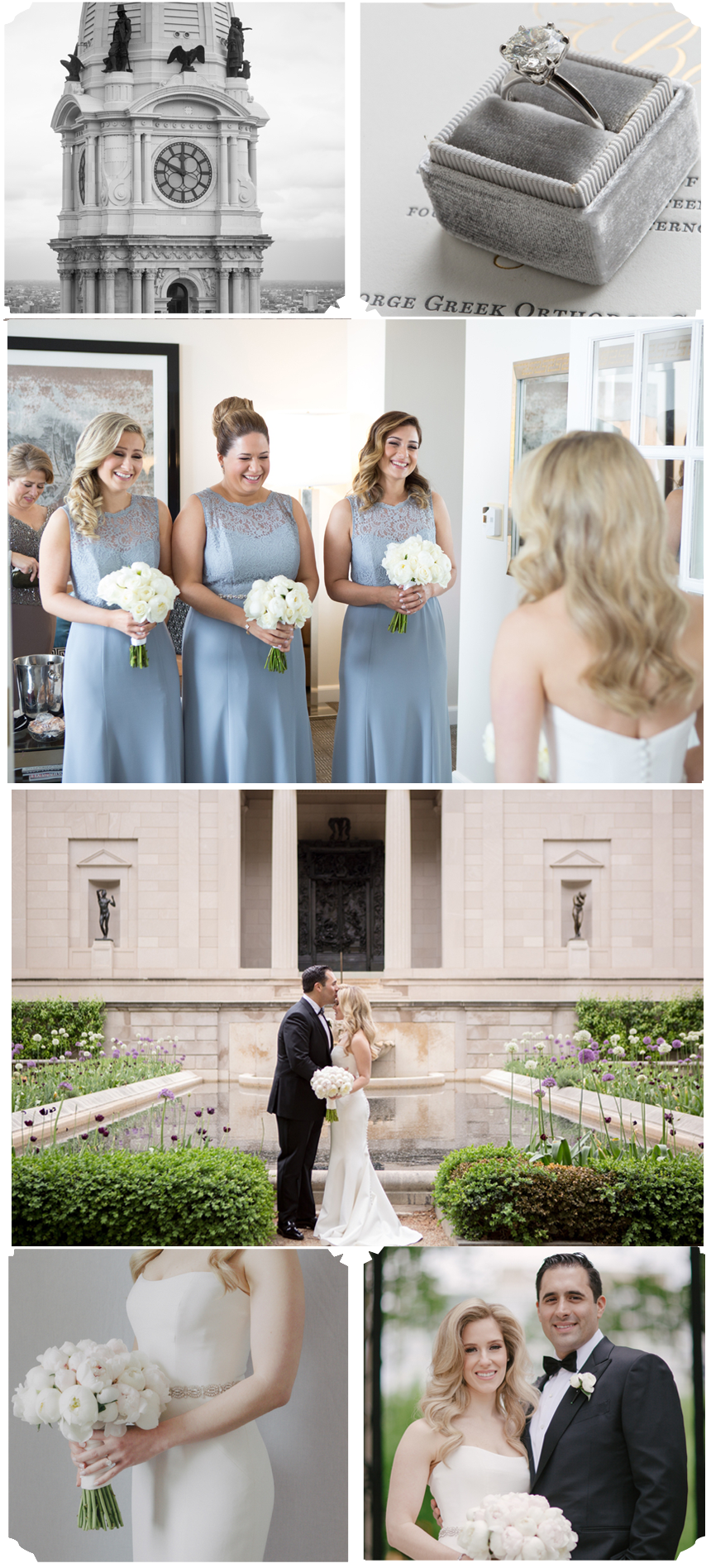 Ritz-Carlton Philadelphia Wedding Maria and Bobby